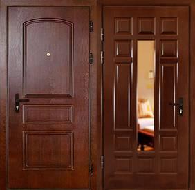 металлическая дверь входная 25 тысяч