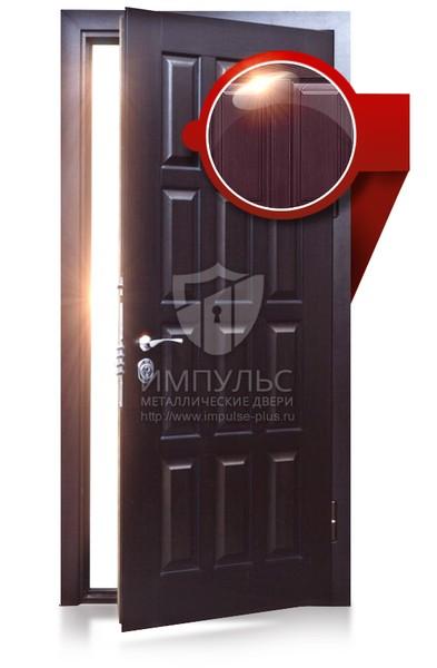 дверь металлическая распашная в москве