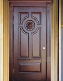 стальные двери в западном округе