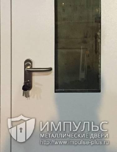 двери противопожарные металлические электросталь