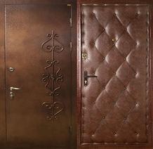 металлические двери эконом класса в г пушкино