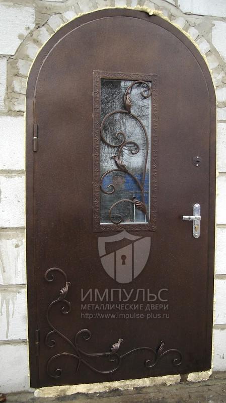 стоимость установки металлической двери в красноармейске