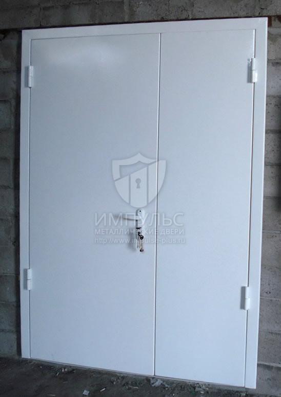 технические двери металлические ступино
